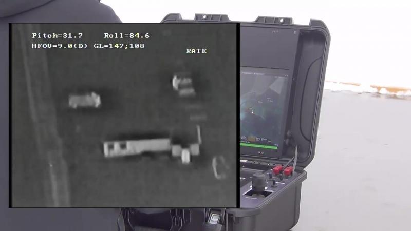Многоцелевой беспилотный летательный аппарат UAS Europe Spy Owl 200