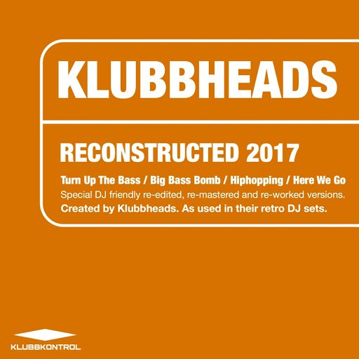 Klubbheads альбом Reconstructed 2017