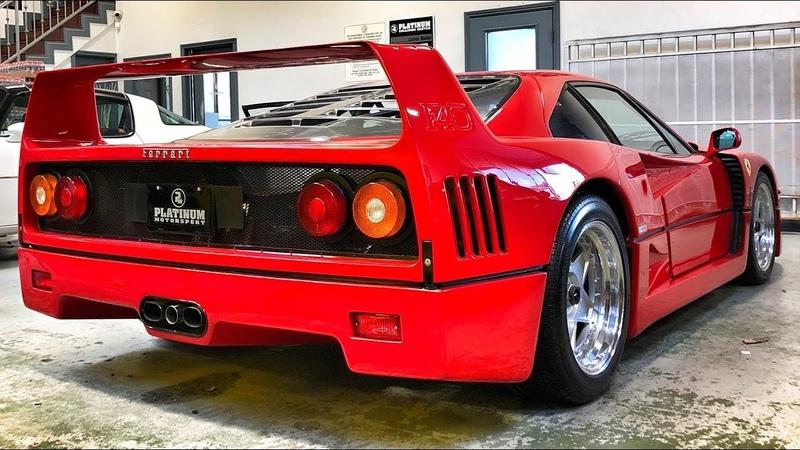С ними дружит ТИМАТИ!) PLATINUM MOTORSPORT Ferrari Enzo, F40, Carrera GT, ROLLS-ROYCE и другие.kpop анжицска armyandinrussiathearmy