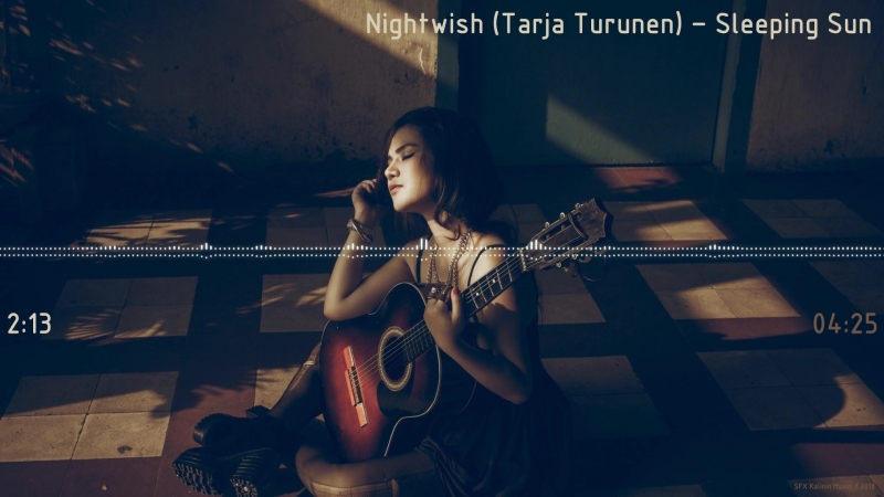 Nightwish (Tarja Turunen) – Sleeping Sun