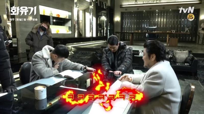 [메이킹] 이세영의 ★흑화★가 이승기에게 미치는 영향은?