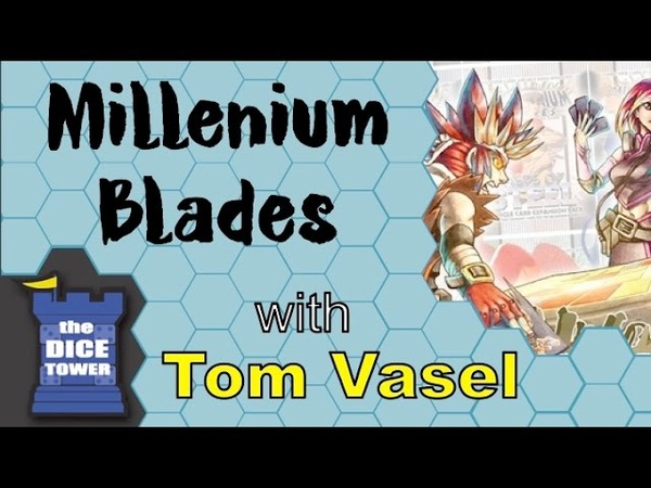 Millennium Blades Review - with Tom Vasel
