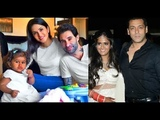 13 Kind-Heart Bollywood Celebrities Who Adopted Kids Think Twice Before Judging Them