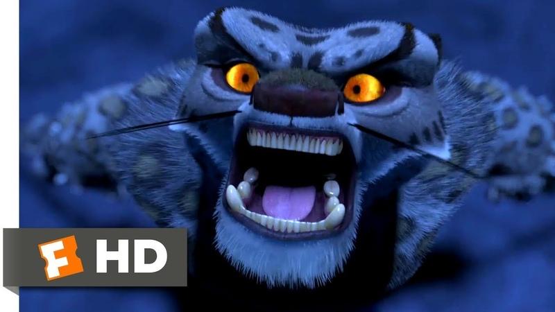 Kung Fu Panda (2006) - Tai Lung's Escape Scene