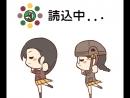 __fukuda_and_nishi_kinuyo_girls_und_panzer_drawn_by_ido_teketeke__sample-a9858c27efdc917b69c25dfdaca0b772