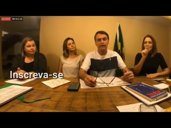 Após Boulos ameaçar invadir sua casa Bolsonaro manda RESPOSTA NA LATA aos grupos TERRORISTAS