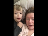 4-Year-Old Sings To Mom During Cancer Battle