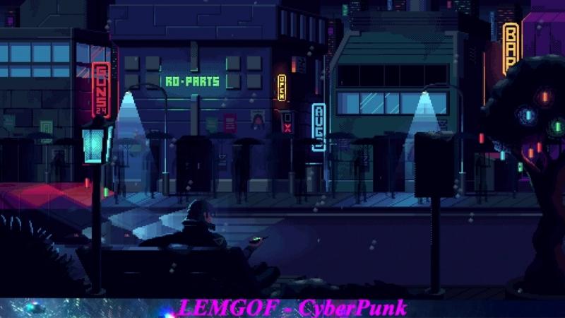 LEMGOF - CyberPunk
