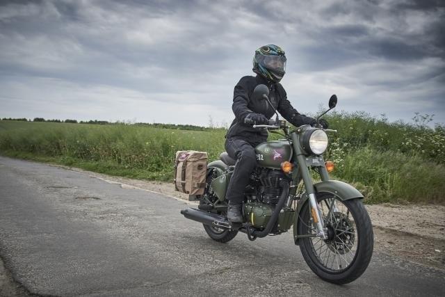 Мотоциклы Royal Enfield Classic 500 Pegasus Edition