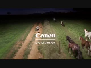 Canon Live for the story - Reklama - Boundaries