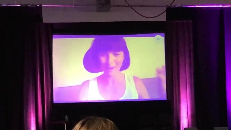 Катрина Балф на CEC по скайпу 3 смотреть онлайн без регистрации
