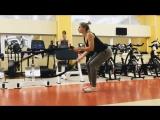 Простая пара упражнений с канатами