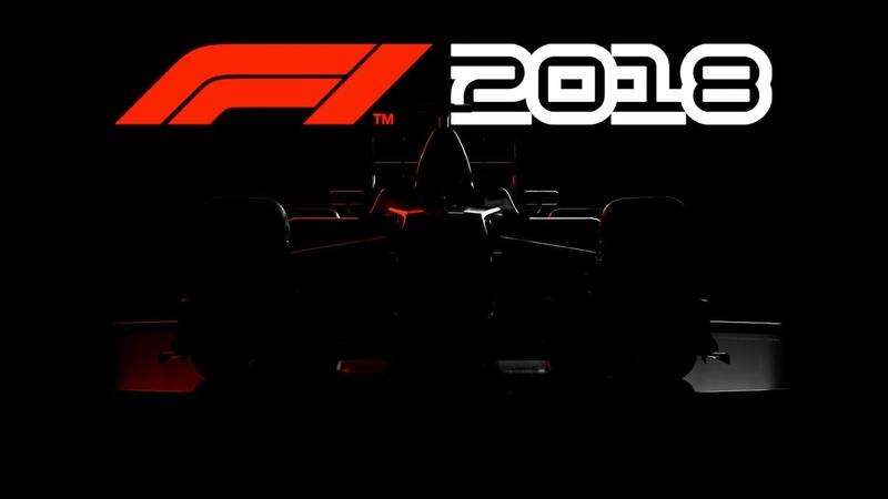 Первые классические болиды в игре F1 2018 от Codemasters
