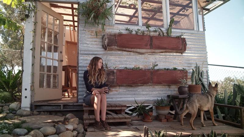 Art Studio A Renter Finds Inspiration in Her Garden Oasis Sanctuary S1E2