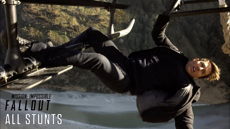 Mission Impossible - Fallout (2018) - All Stunts- Paramount Pictures