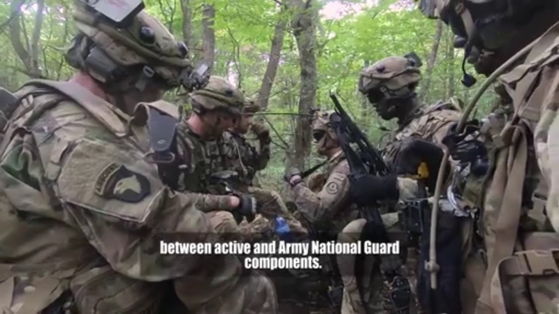 DFN:Social Media: 2CR Air Assault with support of 1-171 GSAB CAMP NORIO, GEORGIA 08.10.2018