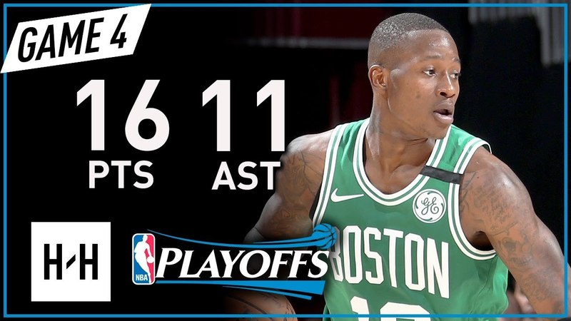 Terry Rozier Full Game 4 Highlights vs Cavaliers 2018 Playoffs ECF - 16 Pts, 11 Ast, 6 Reb
