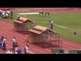 ЧМ 2018, Пожарная эстафета 4х100, женщины , Мировой рекорд сборной России 59:02