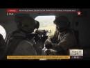 «Воздушный спецназ» лучшие кадры секретных учений бойцов спецподразделений в Крыму