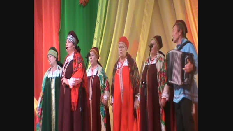 Хор Половчанка п.Пола-3 место Битва хоров