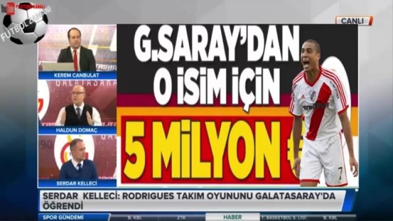 Galatasaray Trezeguet transferi için 5 milyon euroyu gözden çıkardı!
