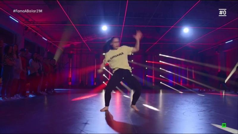 SKINTIGHT coreografía ORIANA Gala 21M FAMA A BAILAR