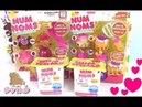 Видео для Детей NUM NOMS Brunch Жарим Блинчики и Вафельки на Завтрак Игры и Игрушки для Девочек