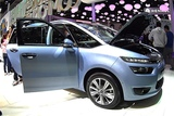 2016, 2017 Citroen Grand C4 Picasso VAN, Video into China for too Much Money