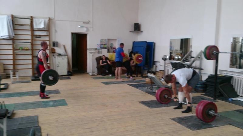 народная тяга ДСЭ Дмитрий Дигин вес 83 3 кг против Егора Терентьева вес 89 кг штанга 167 5 против 180