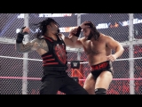 (WWE Mania) Hell in a Cell 2016 Roman Reigns(c) vs Rusev - United States Championship