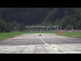 Apollo Intensa Emozione Accelerating on an Airstrip- EPIC V12 Sound & Crackles!