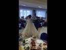 Наш свадебный танец. 14.07.2018.