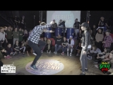 SEMI-FINAL DANCEHALL BEG ИЛЬЯ НОТЕРДАМ vs САЛАМАНДЕР USG GUEST WEEKEND