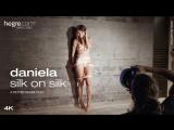 Daniela Silk on Silk - Hegre.com ( Сексуальная, Ню, Модель, Nude 18+ ) Приватное