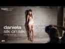 Daniela Silk on Silk - ( Сексуальная, Ню, Модель, Nude 18 ) Приватное
