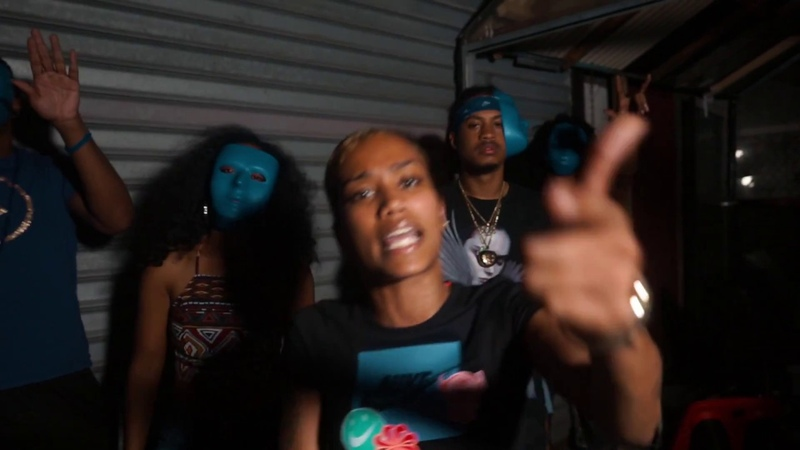 CRYSSY BANDZ | Came To Kill (Official Video)
