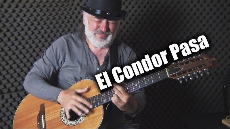 El Condor Pasa - Igor Presnyakov - fingestyle guitar cover