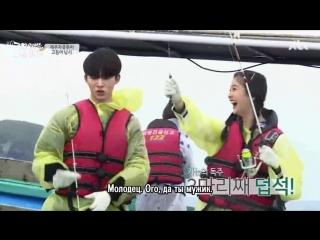 [ШОУ] iKON Idol School Trip   Мятежная школьная поездка эп.3 (рус.саб)