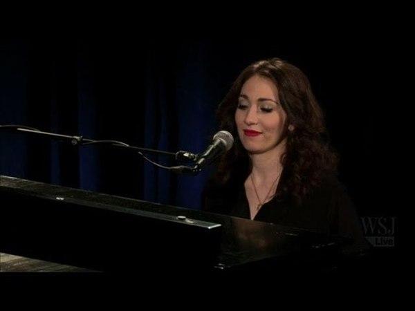 Regina Spektor Performs How Live at the WSJ Cafe