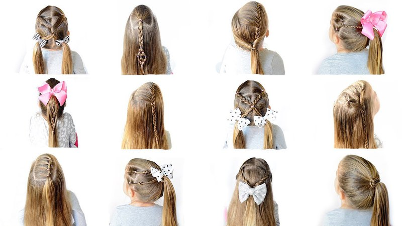 12 Easy heatless School Hairstyles -Quick and Easy Hairstyles