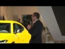 Lamborghini's Presentation at Geneva Motor Show 2018