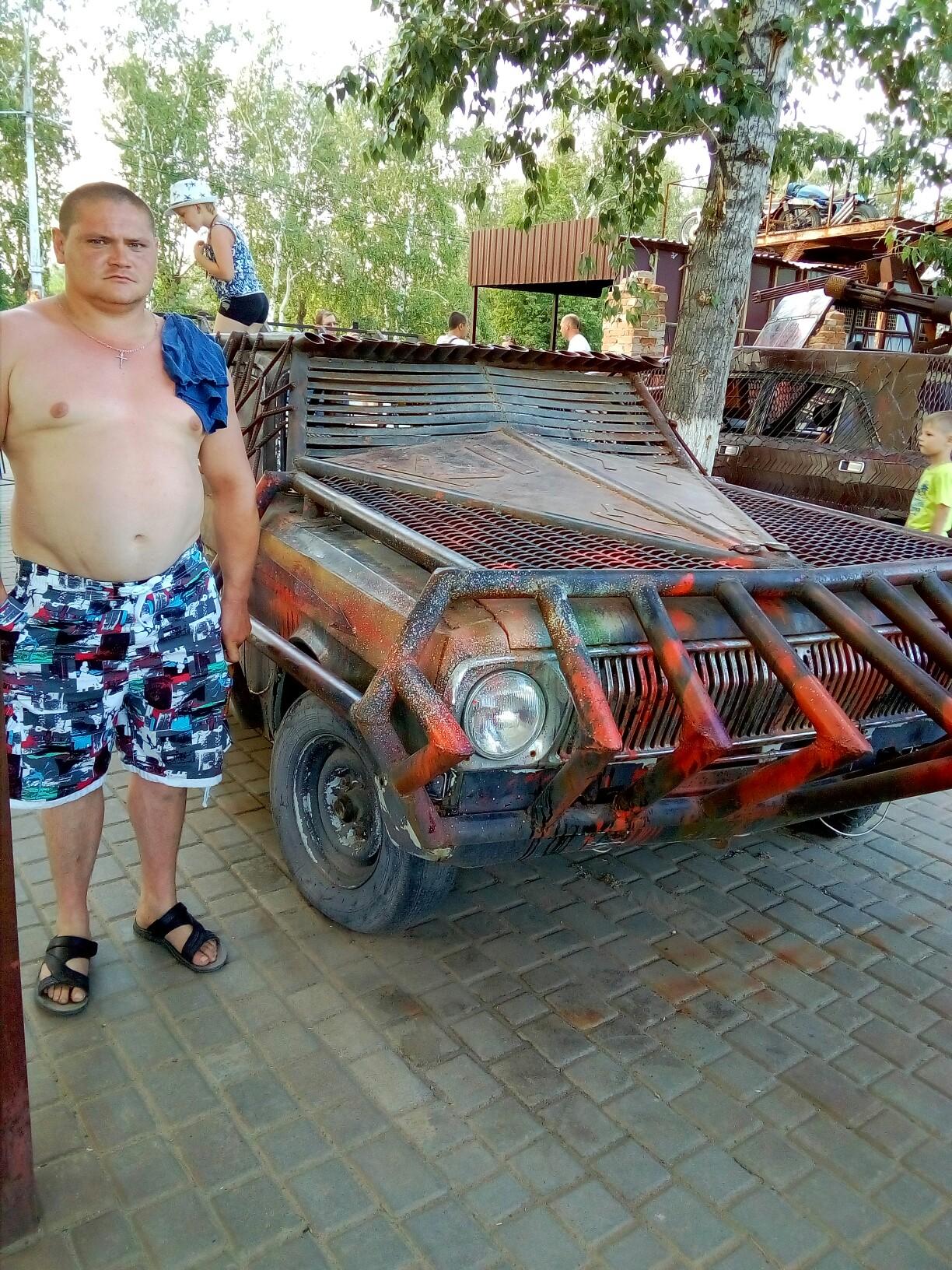 Vitaliy, 36, Omsk
