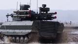 Uran-9 Russias new robot tank