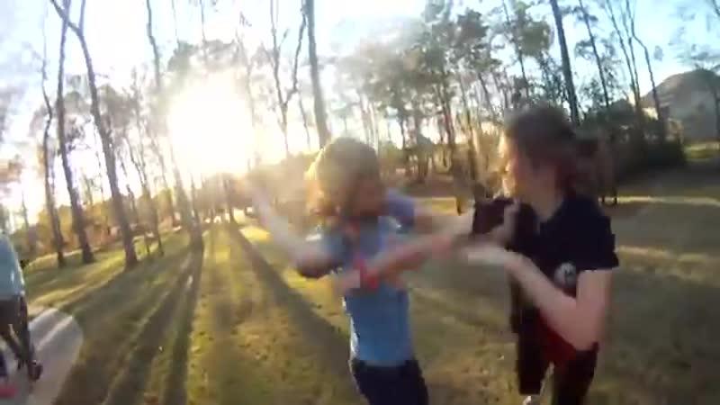 (1) savannah vs jacklyn - YouTube