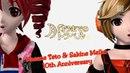 [1080P Teto S. Meiko] 月向うまでのトラベル Travel Beyond the Moon - Kasane Teto Sakine Meiko 重音テト 咲音メイコ PD FT