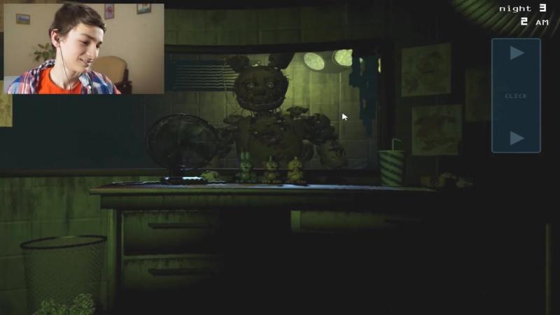ЖГУЧИЙ ФРЕДДИ -D _ Five Night's at Freddy 3 TABASCO CHALLENGE_HD.mp4