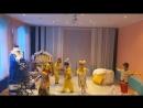 Спектакль Кто будет Снегурочкой,или новогодний переполох в деревне Репкино.