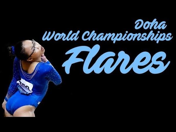2018 World Championships II Flares