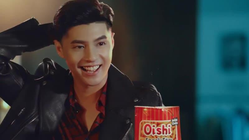 OISHI Snack Tôm Cay _ NOO PHƯỚC THỊNH _ Quảng cáo mới nhất 2018