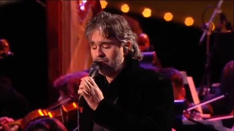 Andrea Bocelli - Can't Help Falling In Love